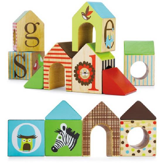 动物的小房子简笔画